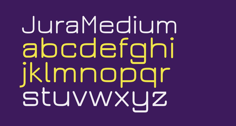 JuraMedium