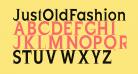 JustOldFashion-Condensed