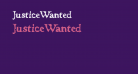 JusticeWanted