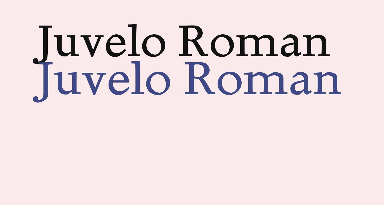Juvelo Roman