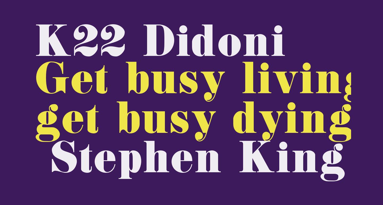K22 Didoni