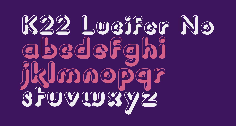 K22 Lucifer No. 1