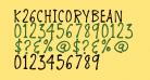 K26ChicoryBean