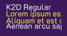 K2D Regular