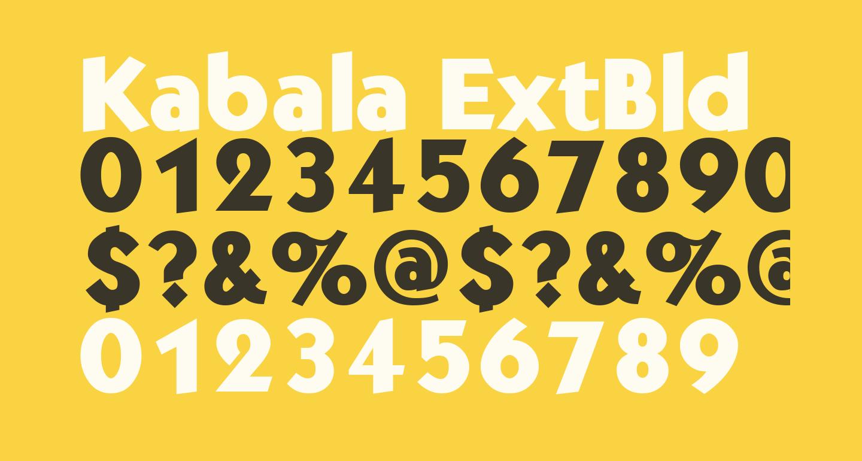 Kabala ExtBld
