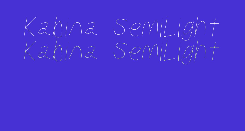 Kabina SemiLight Oblique