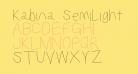 Kabina SemiLight