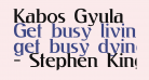 Kabos Gyula