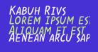 Kabuh Rivs