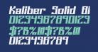 Kaliber Solid BRK