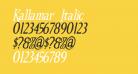 Kallamar  Italic