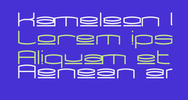 Kameleon Upper
