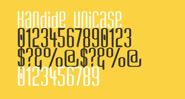 Kandide Unicase