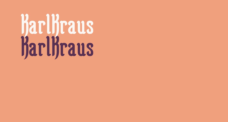 KarlKraus