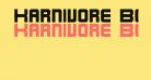 Karnivore Bold
