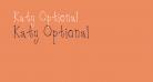 Katy Optional