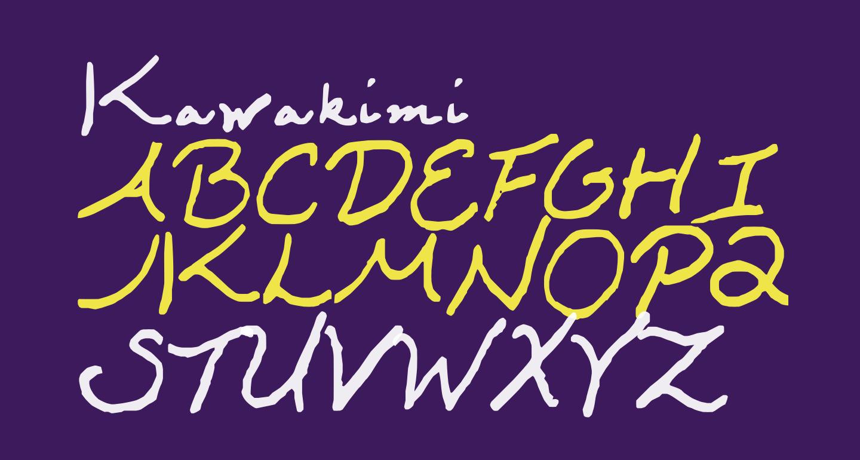 Kawakimi