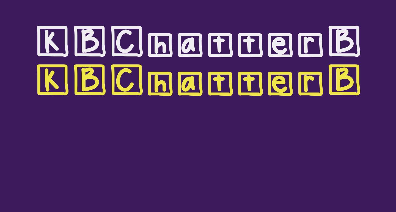 KBChatterBox