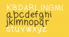 KBDARLINGMG