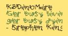 KBDinoMite