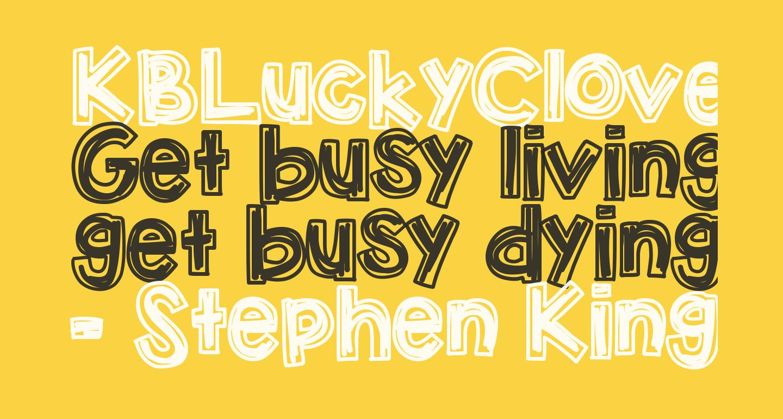 KBLuckyClover