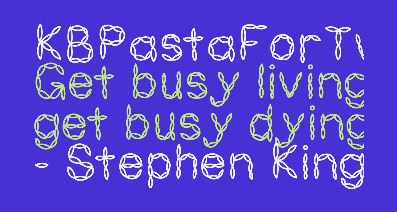 KBPastaForTwo