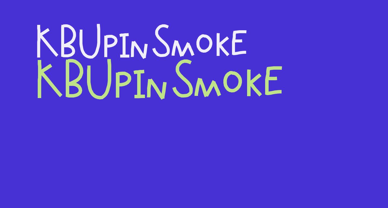 KBUpinSmoke