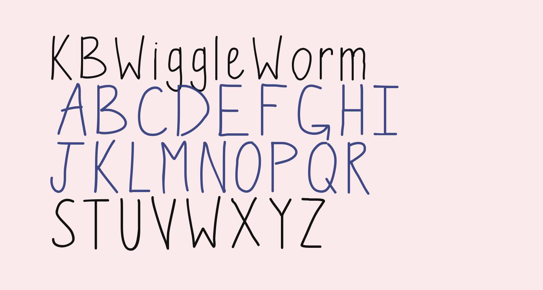 KBWiggleWorm