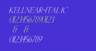 Kellnear-Italic