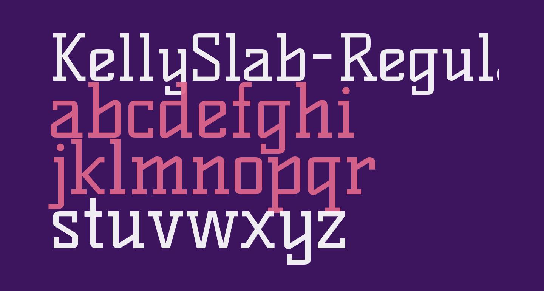 KellySlab-Regular