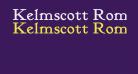 Kelmscott Roman NF