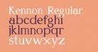 Kennon Regular