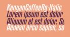 KenyanCoffeeRg-Italic