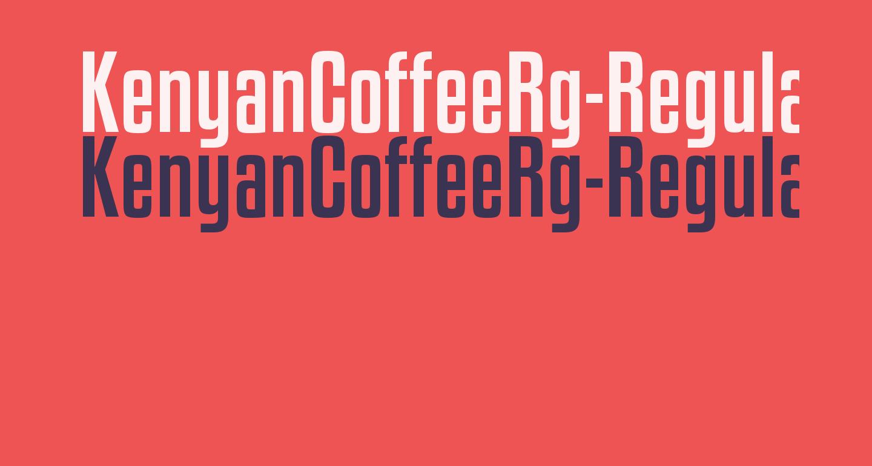 KenyanCoffeeRg-Regular