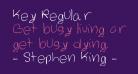 Key Regular