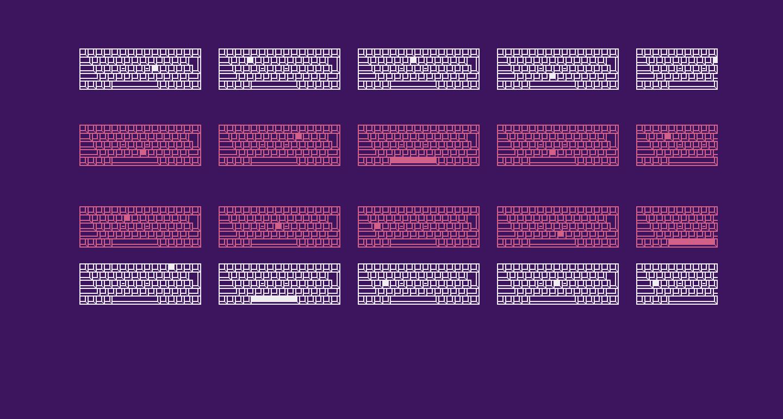 Keyboard x LOVE