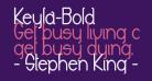 Keyla-Bold