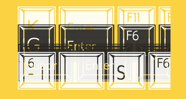 Keypad ADF No2