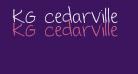 KG Cedarville Pnkfun 1 Print