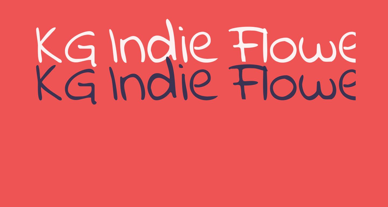 KG Indie Flower