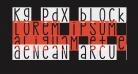 KG PDX Blocks