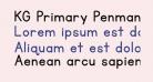 KG Primary Penmanship 2