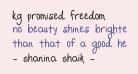 KG Promised Freedom