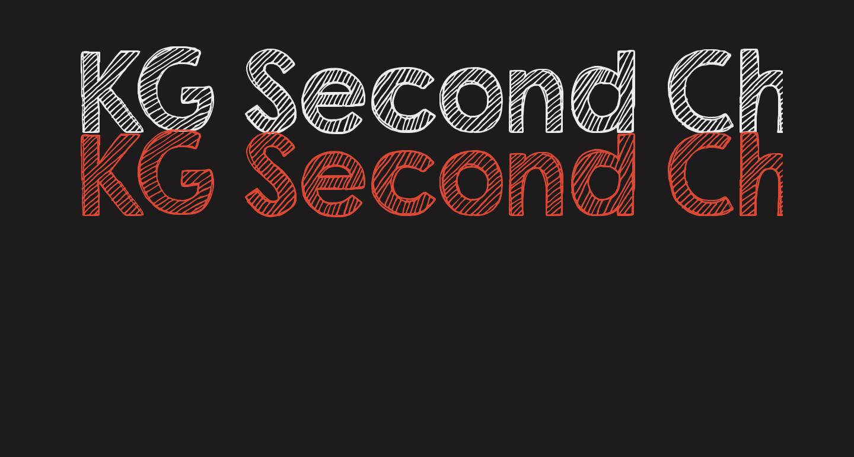 KG Second Chances Sketch