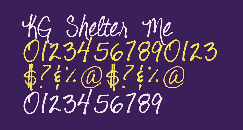 KG Shelter Me