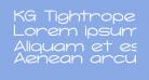 KG Tightrope