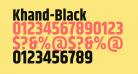 Khand-Black