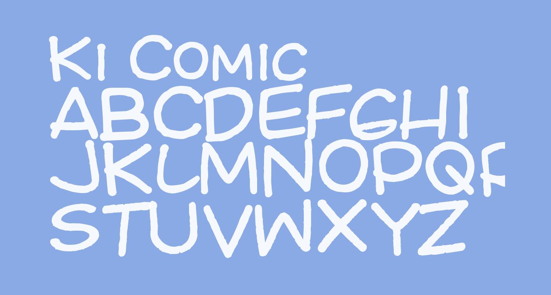 Ki Comic