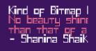 Kind of Bitmap Regular