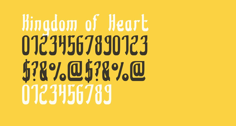 Kingdom of Heart